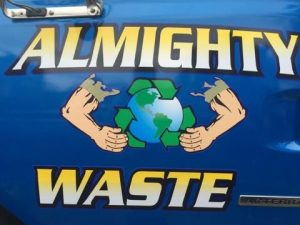Almighty Waste Green Team Recycling