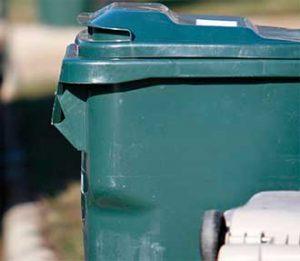 Curbside Trash Pick Up