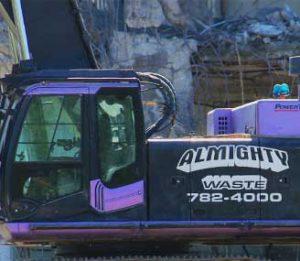 Demolition: Houses, Bridges, Garages, Commercial Buildings, Hotels